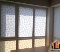 рольшторы на окна ПВХ светлые